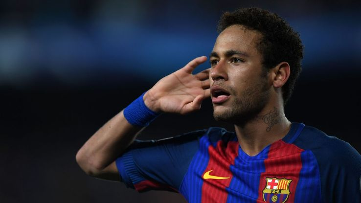 Manchester United ready €200m offer to lure Neymar away from Barcelona