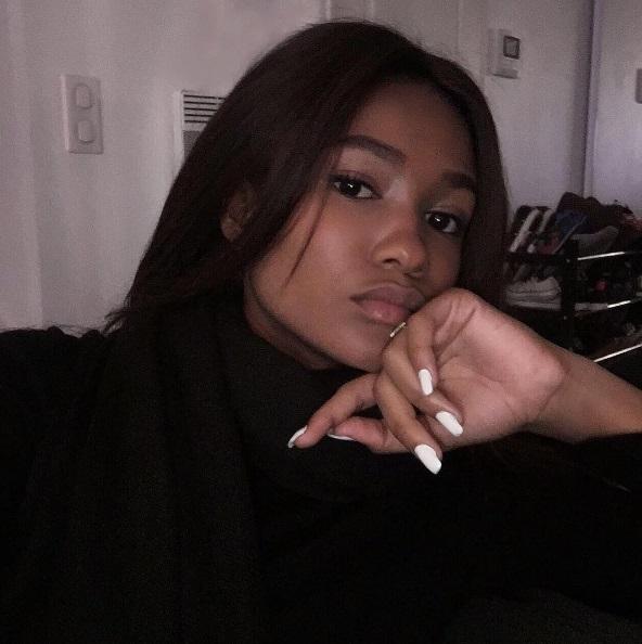 Have you seen Abedi Pele's gorgeous daughter Imani Ayew?