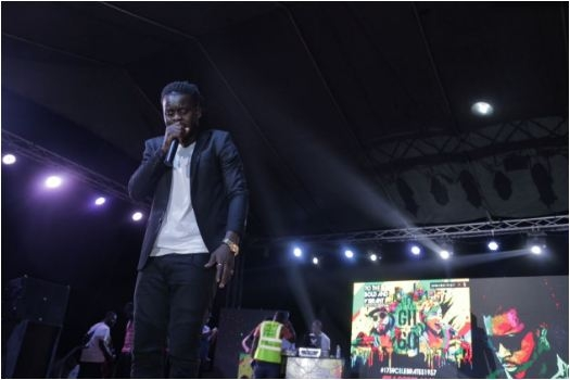 Here's WHY Jupitar Couldn't Perform His Entire Set at YFM's Area Codes Jam Before Shatta Wale