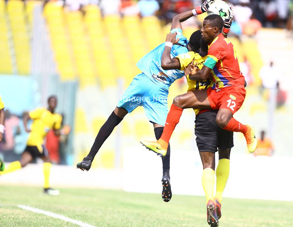 Hearts 1-0 Kotoko - Atingah's penalty hands Phobians all 3 points