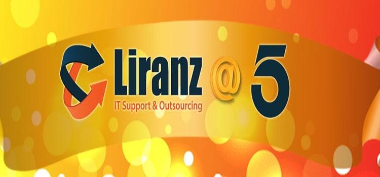 Liranz Limited Celebrates 5th Anniversary In Grand Style