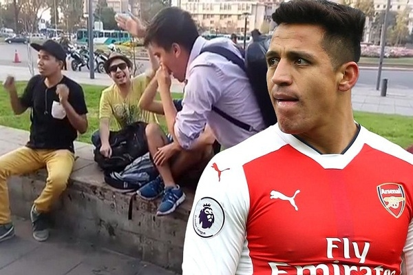 Only 5 protesters turn up to Chilean march to convince Alexis Sanchez to leave Arsenal