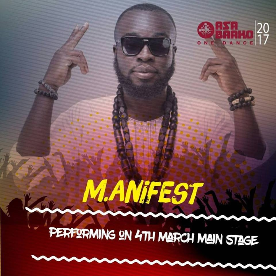 M.anifest Comments on the RECENT BEEFS in GH Music Scene