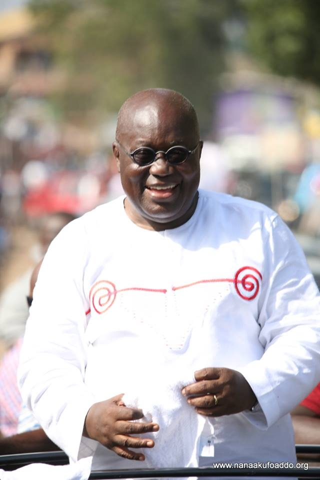 We'll continue to be worthy inheritors of this land - Akufo-Addo (FULL SPEECH)