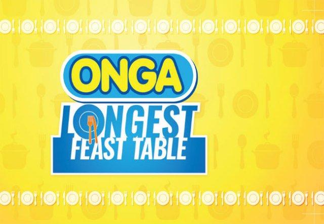 ONGA set to break Longest Feast Table Guinness World Record