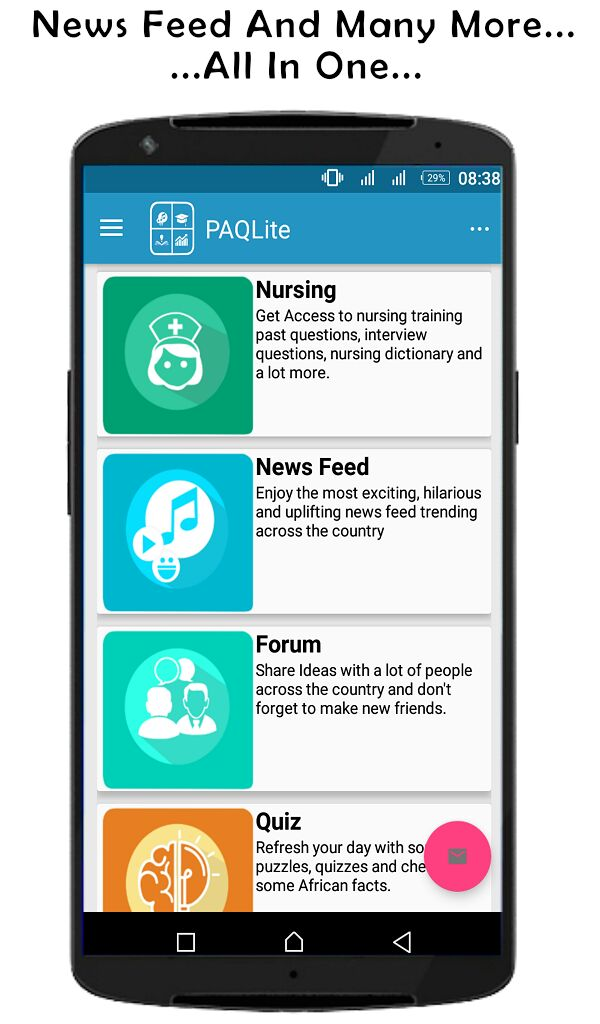 Top 5 Things You Can Do With PAQLite's Educative App