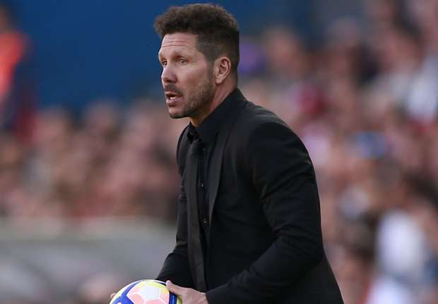 Simeone: I'll never coach Real Madrid