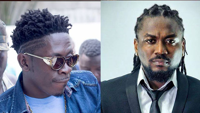 Samini reacts to Shatta Wale's meeting with Nana Akufo-Addo