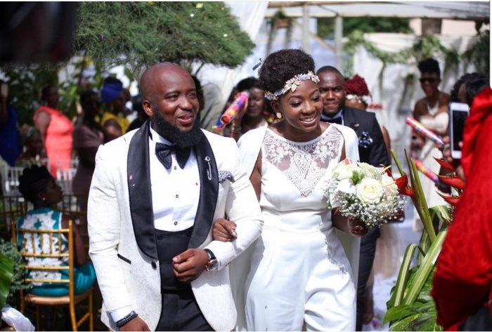 Trigmatic's WIFE Edith Discloses How He Convinced Her To Marry Him