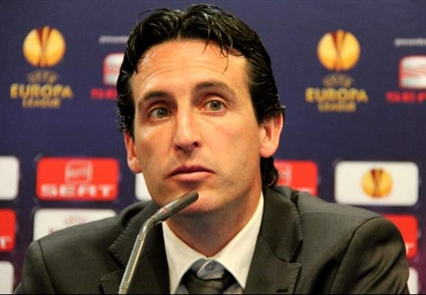 Paris Saint-Germain boss Unai Emery's job is safe
