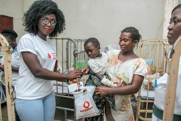 Vodafone Foundation rescues stranded patients