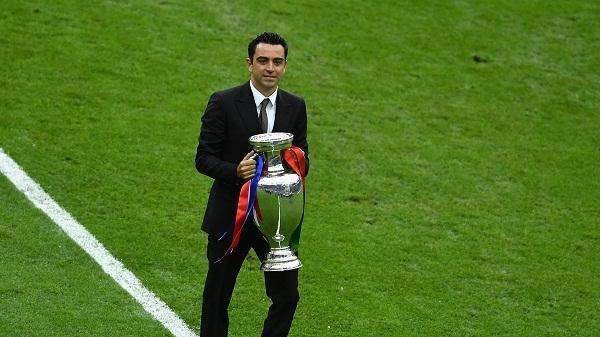 'Becoming Barcelona coach is my dream' - Xavi