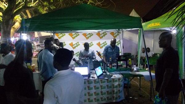 "YFM Kumasi Lights Up ""Repu"" Hall Week"