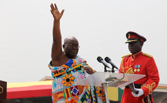 Ghana marks Diamond Jubilee