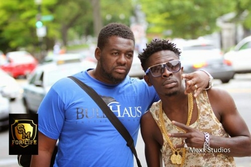 Image result for shatta wale and bulldog