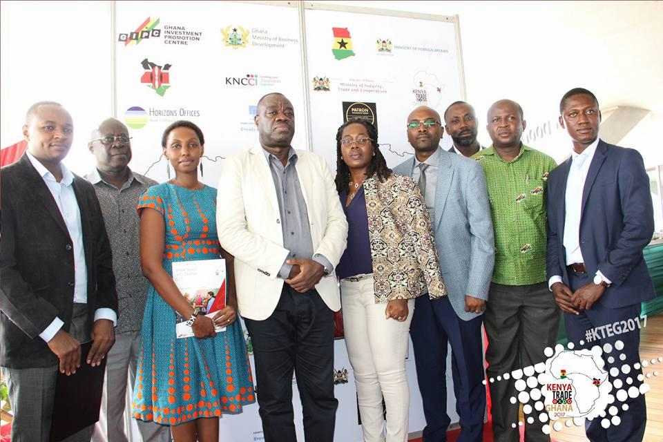 Honourable Ibrahim Awal Assures Kenyan Investors - Ahead of Kenya Trade Expo Ghana