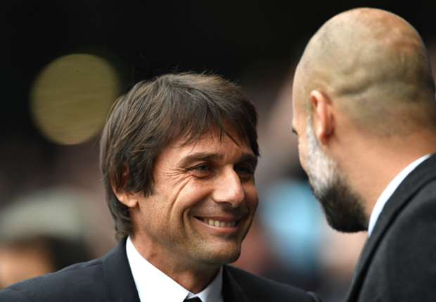 Guardiola: I learn a lot from 'excellent' Conte