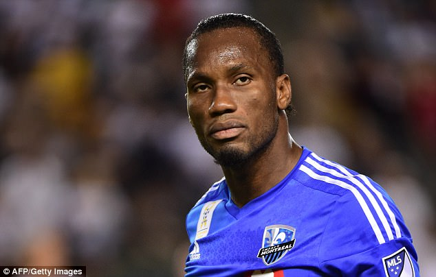 Chelsea legend Didier Drogba joins American side Phoenix Rising as both player AND part-owner