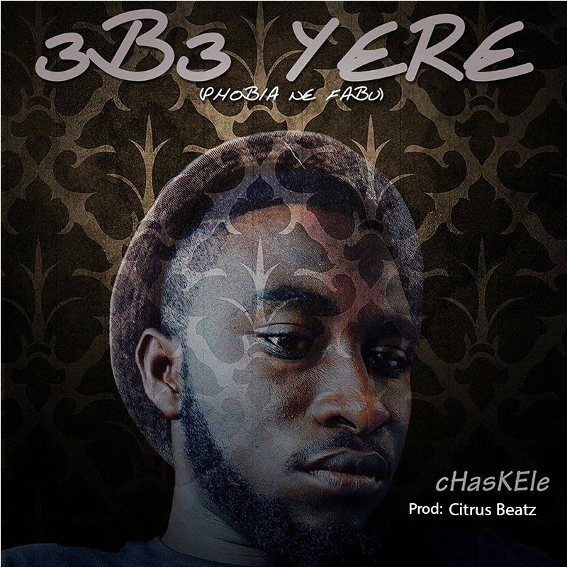 Happy FM's Chaskele Sets To Launch Latest Single - 3b3 Yere On Wednesday