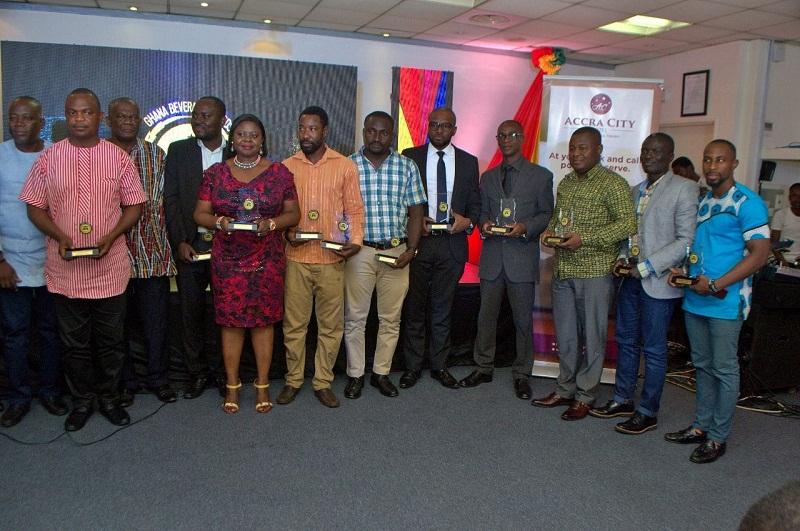 Kasapreko, Eight Others Sweep Top Awards at Ghana Beverage Awards