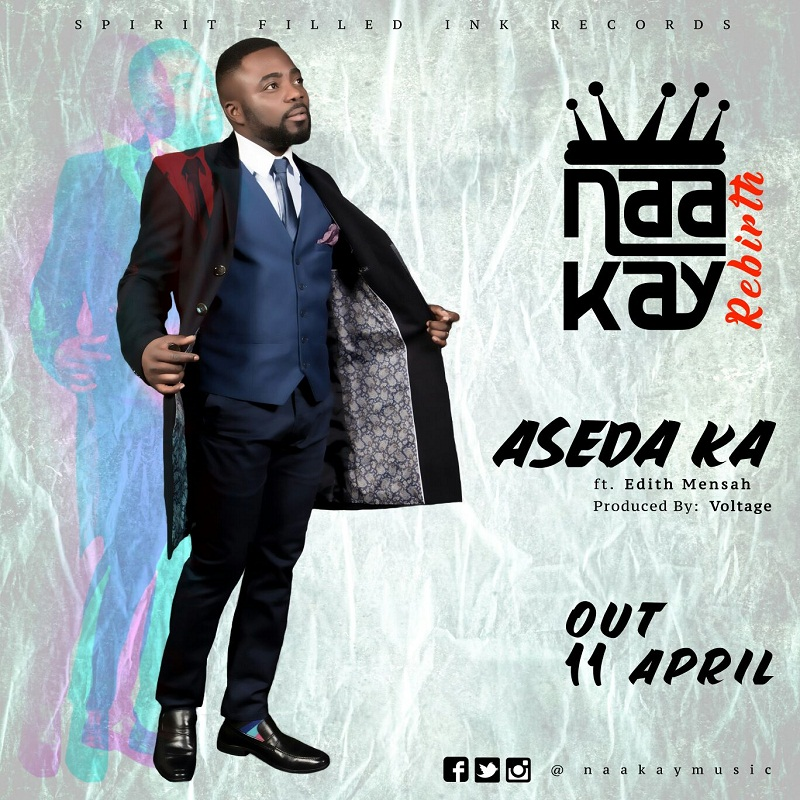 Former Nkasei member, Naa Kay Switches from Hiplife to Gospel – Premieres Single on April 11