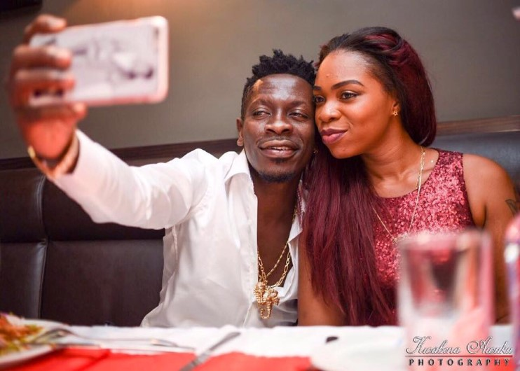 Here's Why Ms Naa Declared Shatta Wale and Michy as Ghana's Jay Z and Beyonce