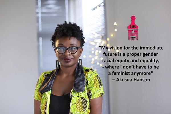 YFM's Akosua Hanson featured on new season of #JillOfAllTrades