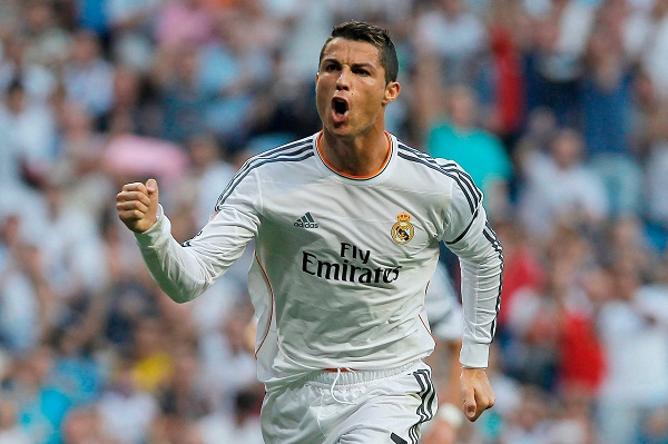 Ronaldo breaks Atletico hearts