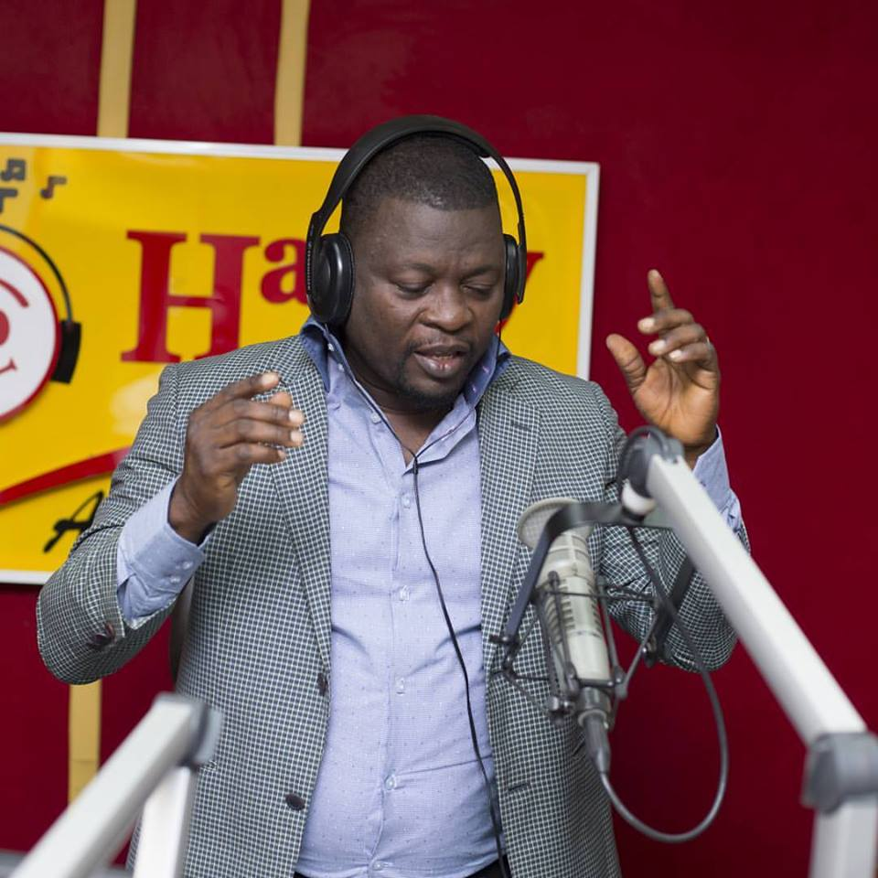Happy FM's DJ Advicer Wins Best Music Promoter