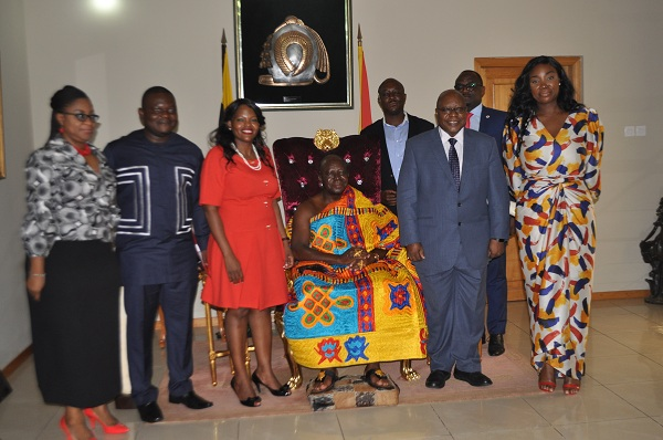 Vodafone to headline Asantehene's Golf Tournament