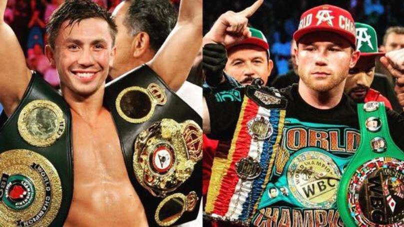 'Canelo' Alvarez And Gennady Golovkin To Finally Fight