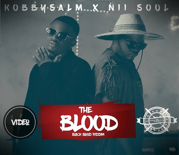 KobbySalm raises the bar with new song & video with Nii Soul
