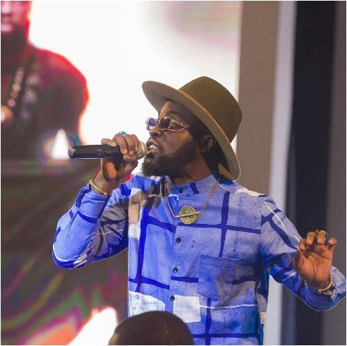 M.anifest Delivers Classic Performance at Ghana Meets Naija