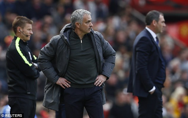 Manchester United manager José Mourinho accused of tax fraud in Spain
