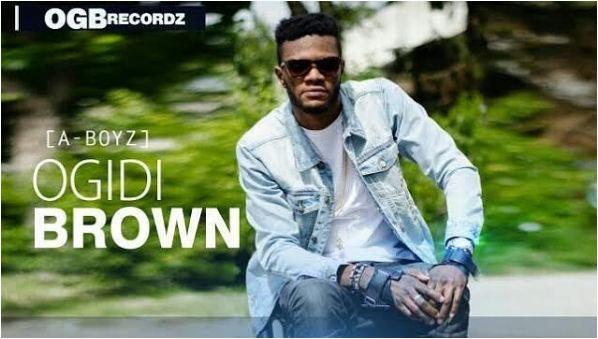 Ogidi Brown to release 'Sika Duro'