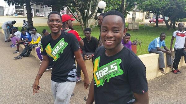 PHOTOS: YFM Kumasi Embarks on Maiden Morning Run