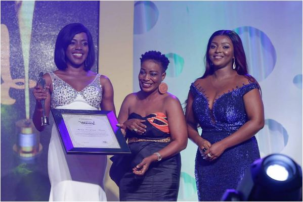 Shirley Frimpong Manso, Wiyaala, others honoured @ 2017 Ghana Women of the year honours