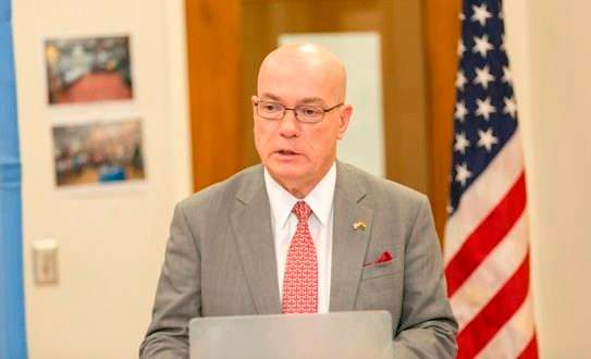 We've been chasing ECG bills for two years – US Embassy