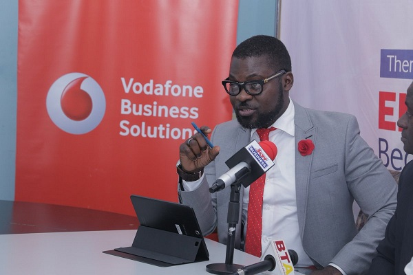 Vodafone empowers SME clients in Ashanti Region