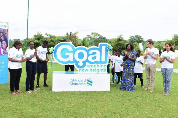 Standard Chartered launches Goal programme in Ghana