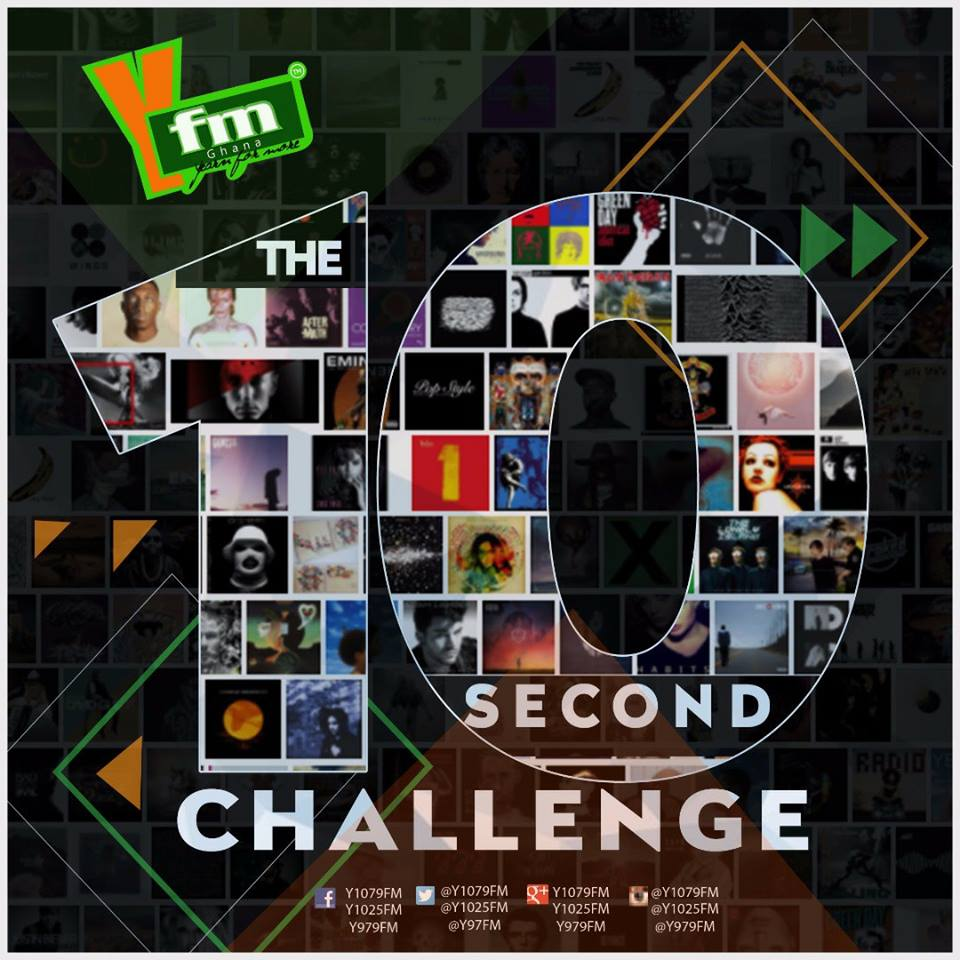 Selassie Breaks Money Record on YFM's 10 Seconds Challenge