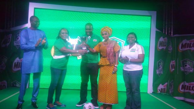 2017 MILO U-13 Champions League Launched In Grand Style