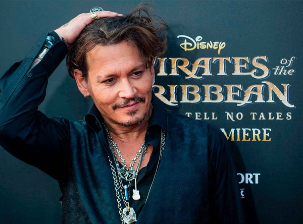 Johnny Depp's Emails Detailing Financial Crisis Made Public in Ongoing Legal Battle