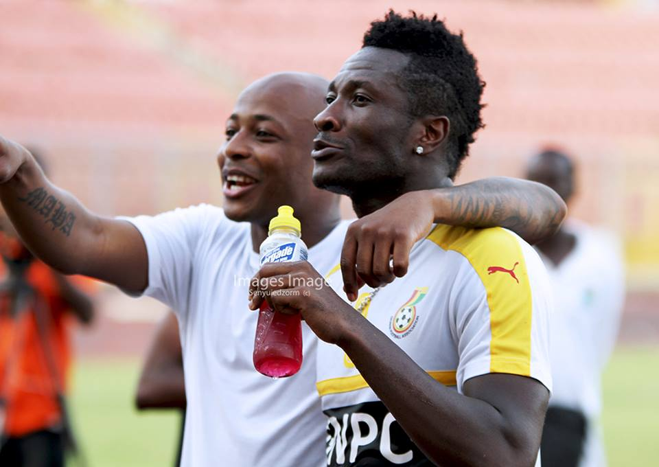 Asamoah Gyan Details Keeping A Shark In His House
