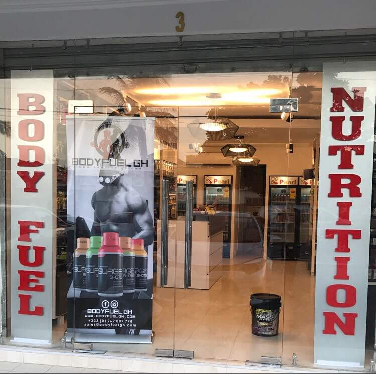 Bodyfuel GH Opens First Brand Shop In East-Legon