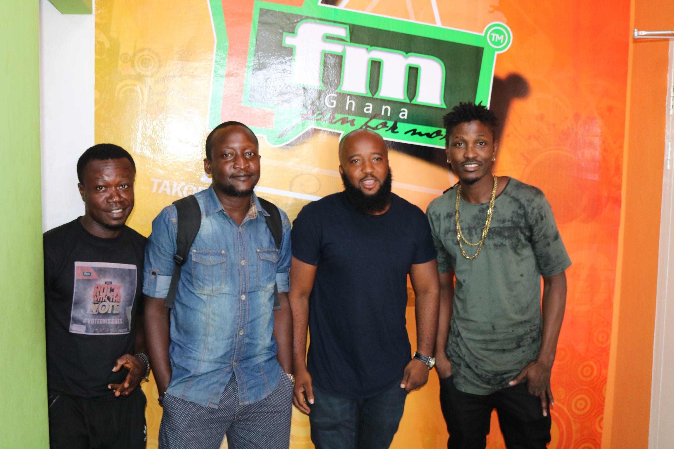 Tinny Lists His TOP 5 Wack Ghanaian Musicians