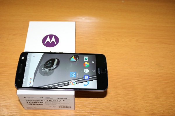 WATCH: Lenovo's Moto Z Unboxing and Overview