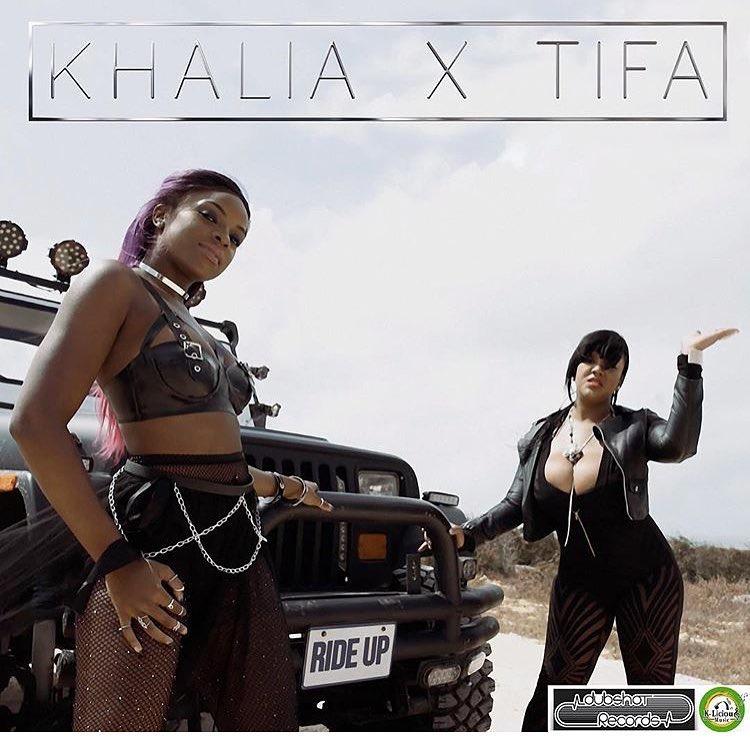 Khalia drops hot new single #RideUp with Tifa