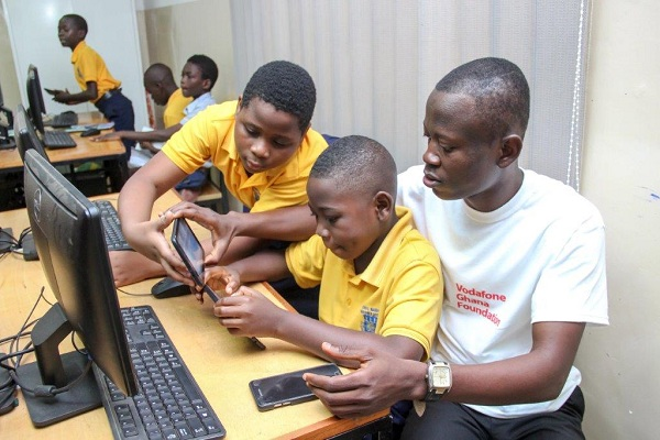 Vodafone's Instant Schools to provide free education to five million children in Africa