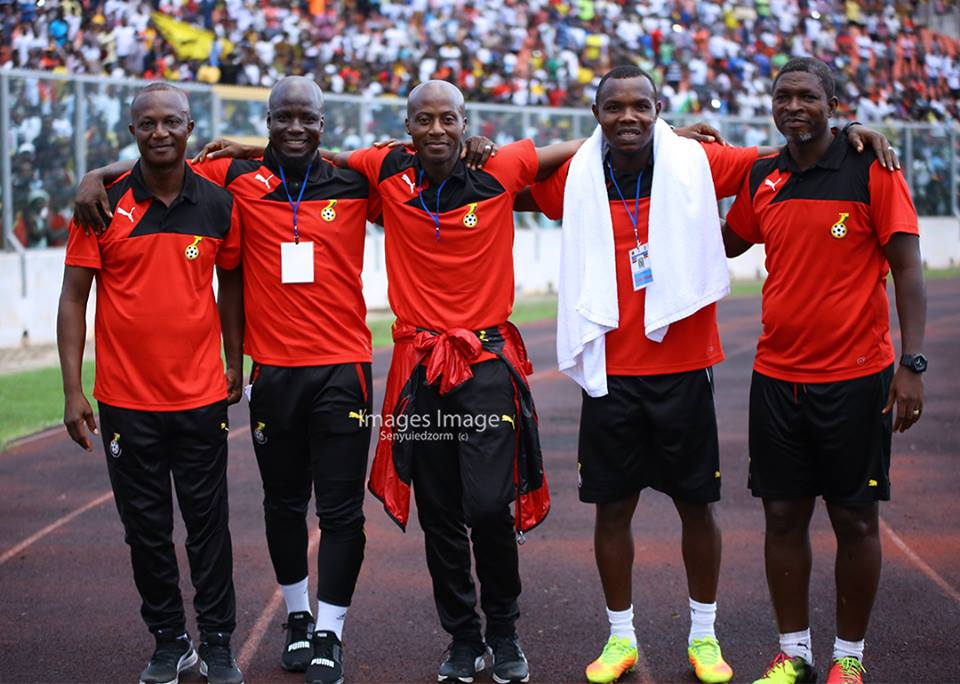 Black Stars coach Kwesi Appiah Weighs In On Gyan's CustomizedCaptain's armband